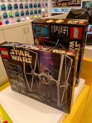 UCS TIEs Damaged Boxes