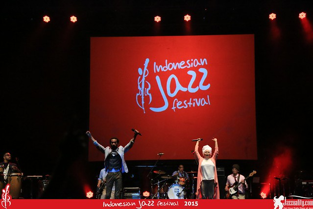 Indonesian Jazz Festival 2015 - The Groove(2)