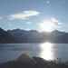 campsite Lamplugh Glacier by vonlohmann