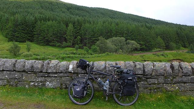 bisikletle iskoçya bike scotland 8