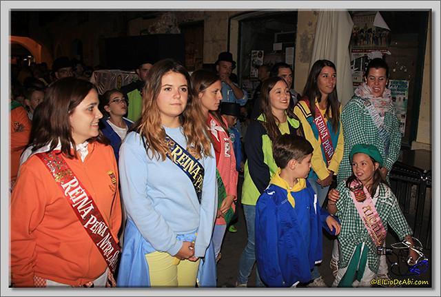 Jira campestre Entierro de San Roquín y subida de blusas (15)