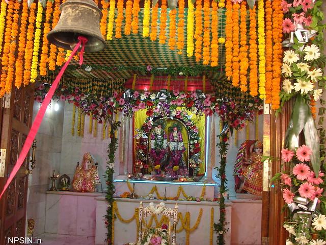 Shri Radha-Krishna on Janmashtami Celebration