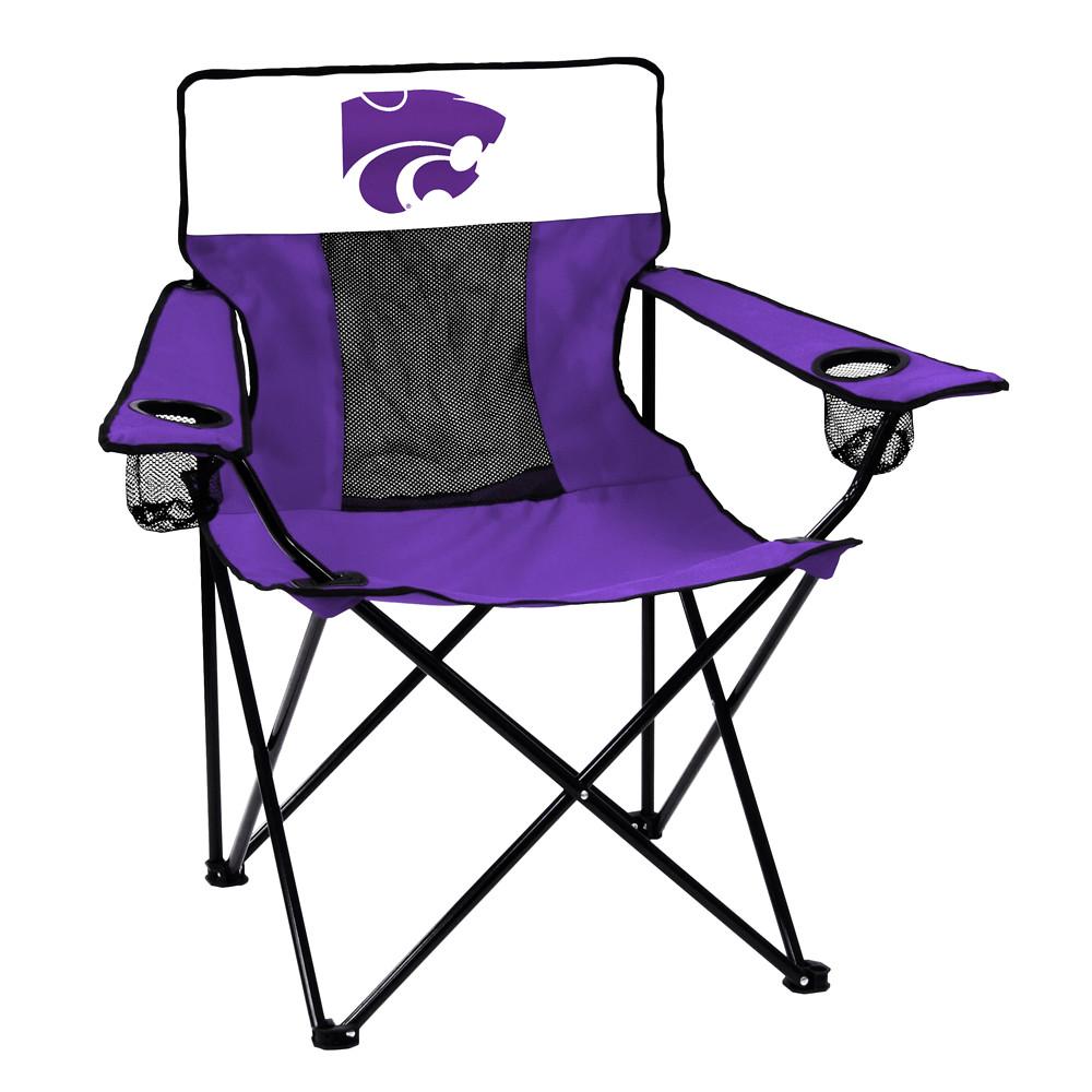 Kansas State Elite TailGate/Camping Chair