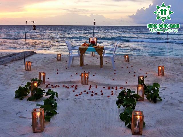 du lịch Maldives 5 ngày 4 đêm Hừng Đông Xanh