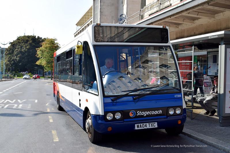 Stagecoach 47088 WA04TXC