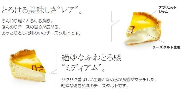 PABLO cheese cake