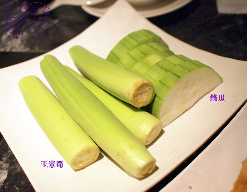 29 辛殿麻辣鍋 玉米筍‧ 絲瓜