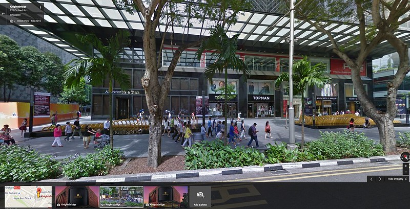 Singapore's First Apple Store Opening Next Year?