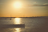 Sunset on Bay by stingx