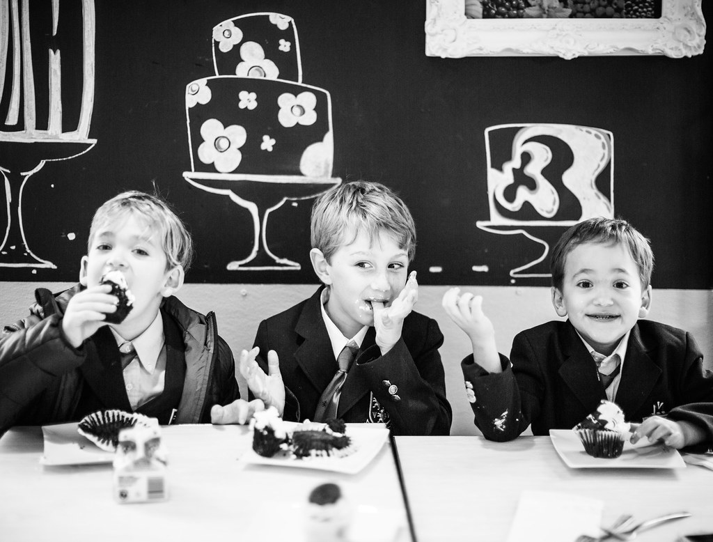 Cupcake Board Meeting
