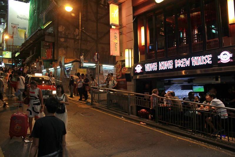香港自由行-蘭桂坊-17度C隨拍 (6)