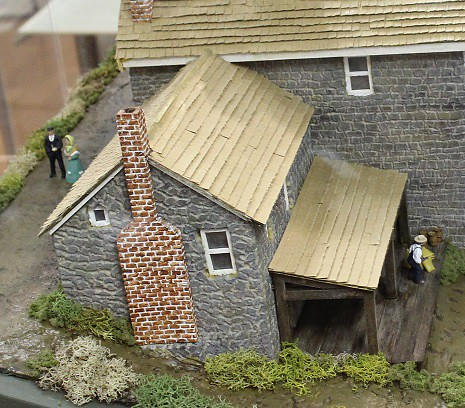 SMALL Mill House - Chimney Referene