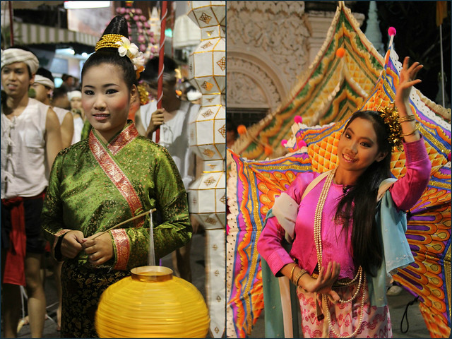 Festivals, Chiang Mai