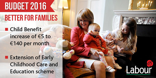 #Budget16 - Better for Families