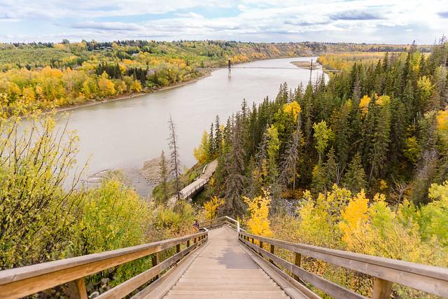 Edmonton Fall Season