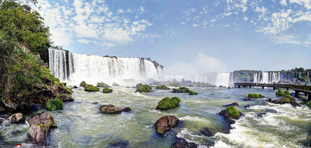 Iguazú Falls, Brasil