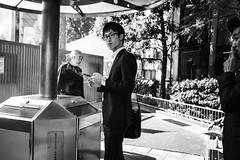 Tokyo_Street smoking station