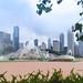 Small photo of Buckingham Al Bundy fountain Chicago
