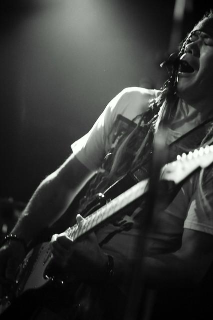 SPUTNIK KOMBINAT live at Club Mission's, Tokyo, 22 Oct 2015. 089
