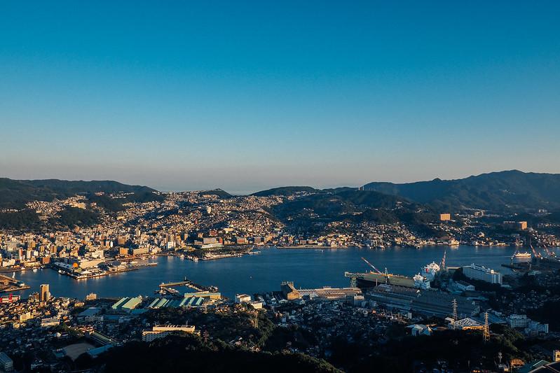 稻佐山|日本 九州 Japan Nagasaki 長崎