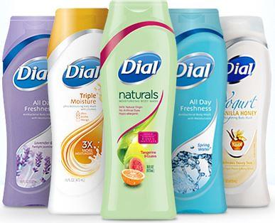 Dial Body Wash or bar soap coupon