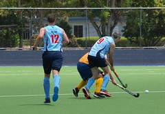 15SHDP054 - Australian Masters Hockey Cairns - Over 35s ACT vs NSW