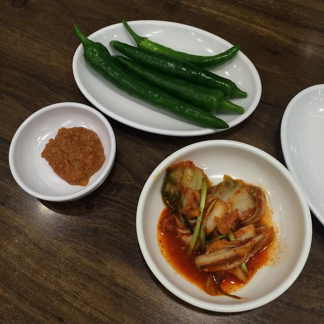 고속터미널 굴국밥