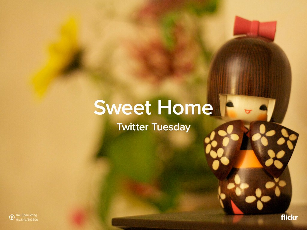 Twitter Tuesday: Sweet Home