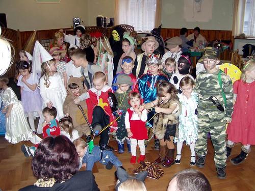 2004 - Dětský maškarní karneval