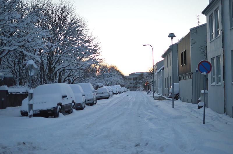 28/11 Sneeuw in RVK