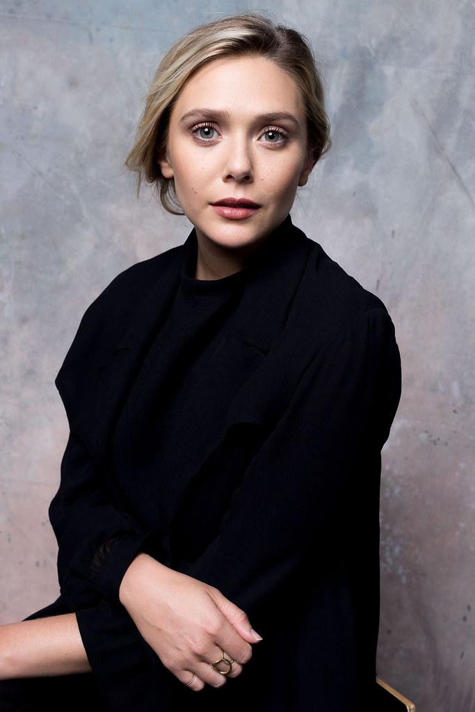 Элизабет Олсен — Фотосессия на «DFF» 2015 – 21