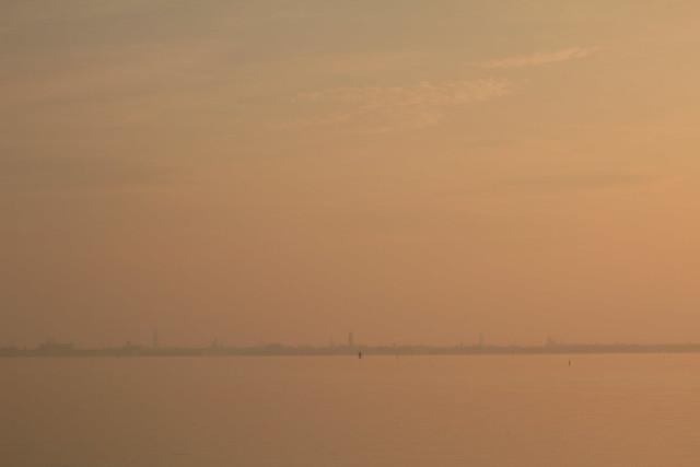 Venice from a far
