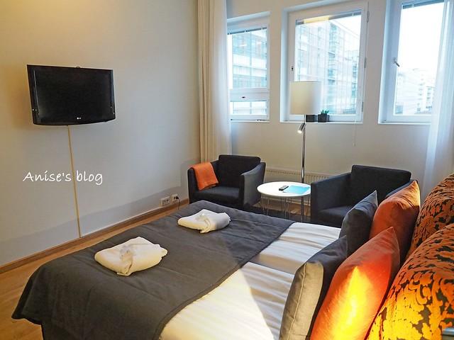 斯德哥爾摩住宿Sky Hotel Apartment_028