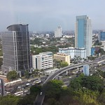 South Jakarta from the top