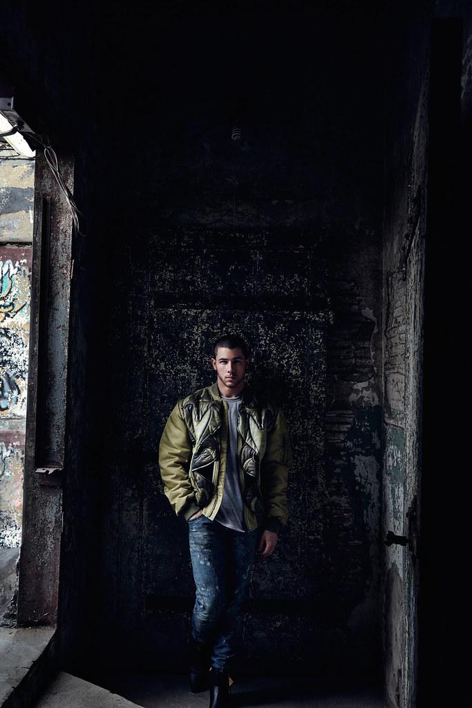 Ник Джонас — Фотосессия для «Essential Homme» 2016 – 8