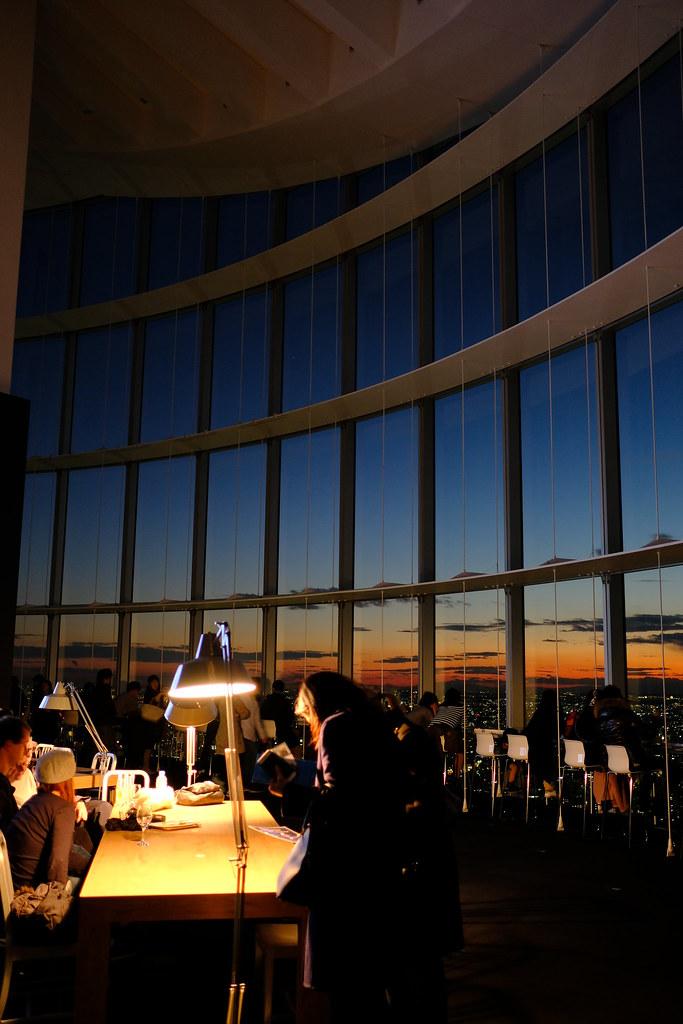 tokyo sky view