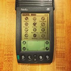 Palm Pilot - Still Works