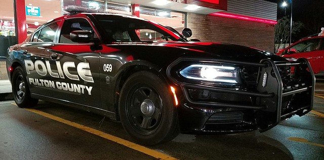 Fulton County GA Police Department