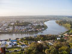 464 - Panorama sur Whanganui