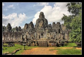Siem Reap K - Bayon 01