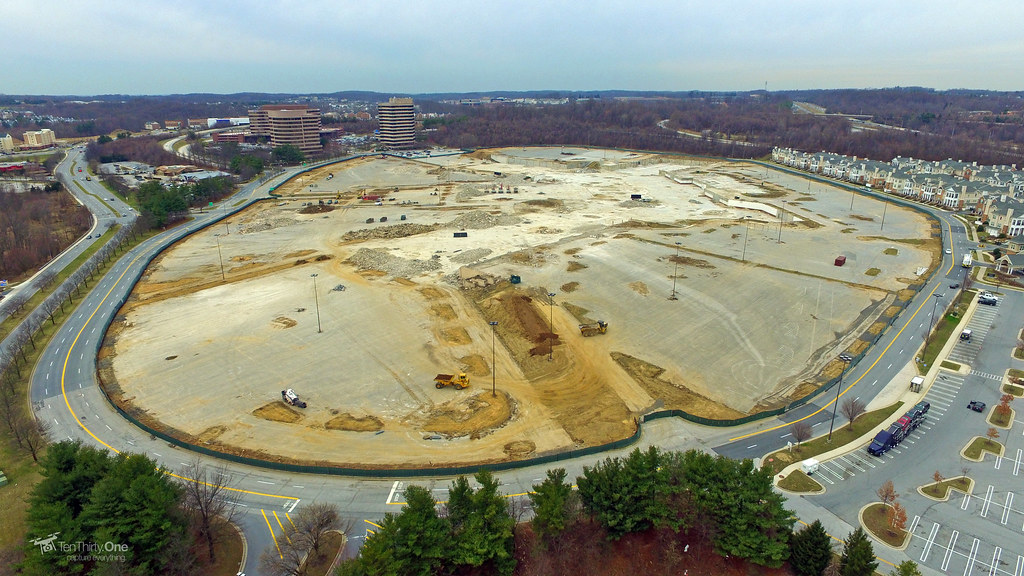 Owings Mills Mall is GONE
