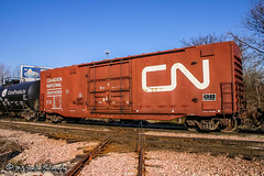 Rolling Stock | CN Fulton Subdivision