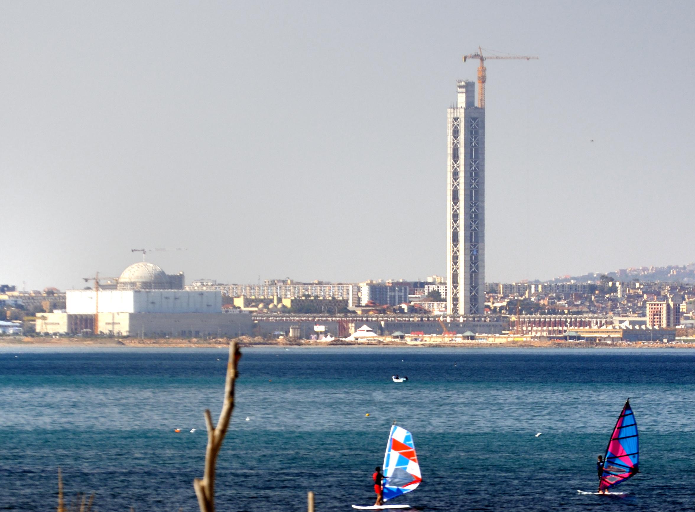مشروع جامع الجزائر الأعظم: إعطاء إشارة إنطلاق أشغال الإنجاز - صفحة 19 33489806135_5ce23ec03a_o