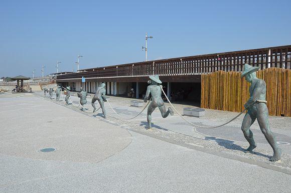 東石漁人碼頭32
