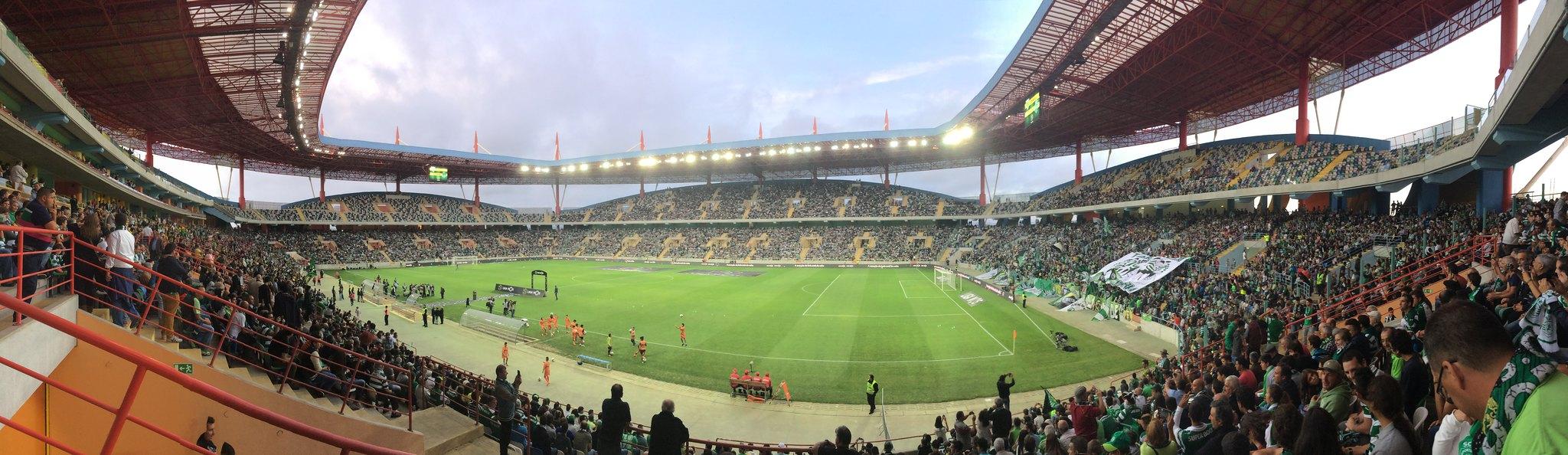 Panorama Estádio Municipal de Aveiro, CD Tondela x Sporting CP