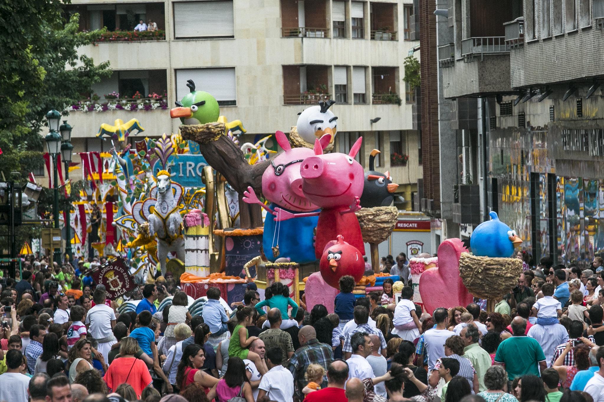 Fiestas de la Virgen Grande