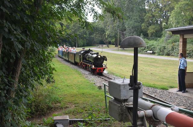 Parkeisenbahn Auensee