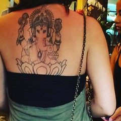 Got Ganesha in Los Angeles, California.
