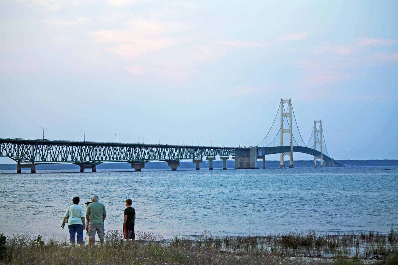 Northern Michigan Weekend: Exploring Mackinaw City
