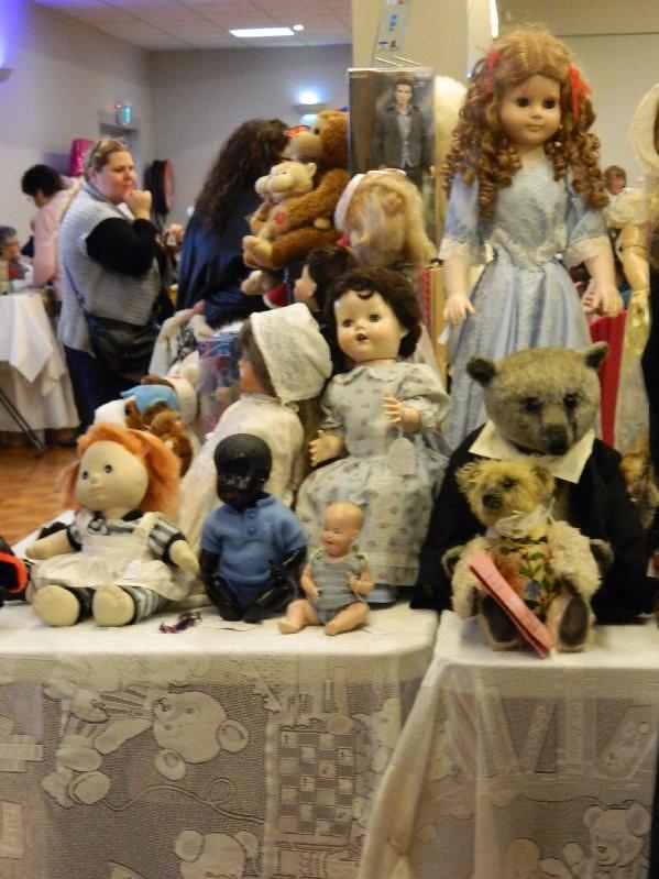 Hobart Doll Show 2015